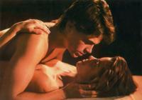 YOUNGBLOOD, Rob Lowe, Cynthia Gibb, 1986, c)MGM