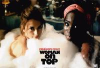 WOMAN ON TOP, from left: Penelope Cruz, Harold Perrineau, 2000, TM & © 20th Century Fox Film Corp.