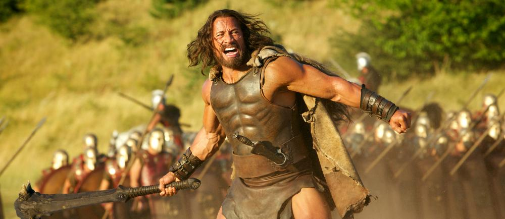 Dwayne Johnson is Hercules in HERCULES, from Paramount Pictures and Metro-Goldwyn-Mayer Pictures.