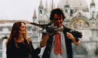WITCH WAY LOVE, (aka UN AMOUR DE SORCIERE), from left: Vanessa Paradis, Gil Bellows, 1997, © UFD