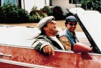 WIRED, from left: Michael Chiklis as John Belushi, Gary Groomes as Dan Aykroyd, 1989, © Taurus Entertainment