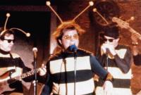 WIRED, Michael Chiklis as John Belushi (center), 1989, © Taurus Entertainment
