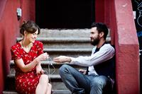 BEGIN AGAIN, (aka CAN A SONG SAVE YOUR LIFE?), from left: Keira Knightley, Adam Levine, 2013. ph: Andrew Schwartz/©Weinstein Company