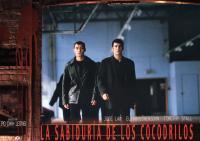 THE WISDOM OF CROCODILES, (aka LA SABIDURIA DE LOS COCODRILOS), from left: Jude Law, Jack Davenport, 1998, © Miramax