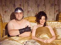 ZONAD, from left: Simon Delaney, Donna Dent, 2009. ©Element Pictures