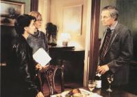 WHISPERS IN THE DARK, from left: Annabella Sciorra, Jill Clayburgh, Alan Alda, 1992. ©Paramount