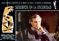 WHISPERS IN THE DARK, (aka SUSURROS EN LA OSCURIDAD), Spanish lobbycard, Alan Alda, 1992. ©Paramount