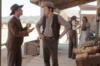 A MILLION WAYS TO DIE IN THE WEST, right: Seth MacFarlane, 2014. ph: Lorey Sebastian/©Universal Pictures