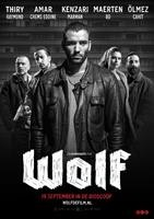 WOLF, Dutch poster art, from left: Raymond Thiry, Chemseddine Amar, Marwan Kenzari, Bo Maerten, Cahit Olmez, 2013. ©IFC Midnight