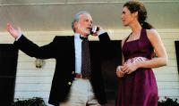 WHAT ABOUT BOB?, from left: Richard Dreyfuss, Julie Hagerty, 1991, © Buena Vista