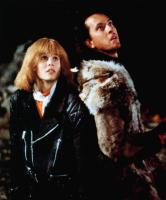 WARLOCK, from left: Lori Singer, Richard E. Grant, 1989, © Trimark