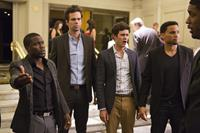 THINK LIKE A MAN TOO, from left: Kevin Hart, David Walton, Adam Brody, Michael Ealy, 2014. ph: Matt Kennedy/©Screen Gems