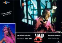 VAMP, Grace Jones, Sandy Baron, 1986, (c) New World Releasing