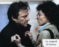 ULYSSES' GAZE, (aka TO VLEMMA TOU ODYSSEA), Harvey Keitel, Maia Morgenstern, 1995, (c) Fox Lorber