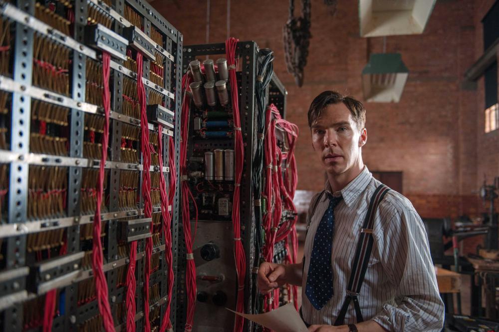 THE IMITATION GAME, Benedict Cumberbatch, 2014. ph: Jack English/© Weinstein Co.