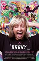 A BRONY TALE, US poster art, Ashleigh Ball, 2014. ©Virgil Films