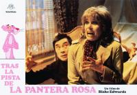 TRAIL OF THE PINK PANTHER, (aka TRAS LA PISTA DE LA PANTERA ROSA), Pink Panther (left), center from left: Burt Kwouk, Joanna Lumley, 1982, © United Artists