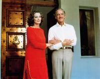 TRAIL OF THE PINK PANTHER, from left: Capucine, David Niven, 1982, © United Artists