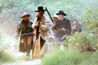 TOMBSTONE, Buck Taylor, Kurt Russel, Peter Sherayko, Val Kilmer, Michael Rooker, 1993, (c) Buena Vista