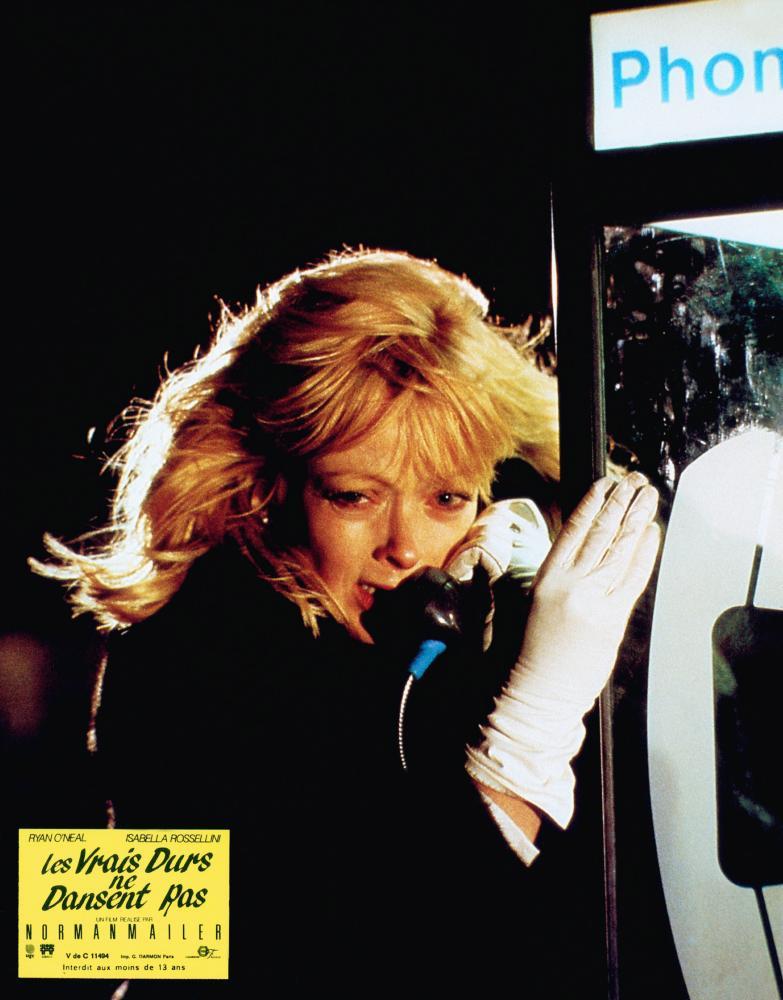 TOUGH GUYS DON'T DANCE, (aka LES VRAIS DURS NE DANSENT RAS), Frances Fisher, 1987, © Cannon Films