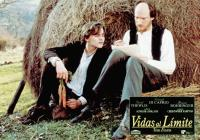 TOTAL ECLIPSE, (aka VIDAS AL LIMITE), from left: Leonardo Di Caprio, David Thewlis, 1995, © Fine Line Features