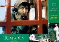 TOM & VIV, Miranda Richardson, Bottom: Miranda Richardson, Willem Dafoe, 1994, (c) Miramax