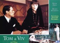 TOM & VIV, Willem Dafoe as T.S. Eliot, Miranda Richardson, 1994, (c) Miramax