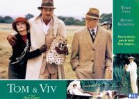 TOM & VIV, Miranda Richardson, Tim Dutton, Willem Dafoe as T.S. Eliot, bottom: Miranda Richardson, Willem Dafoe, 1994, (c) Miramax