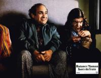 THROW MOMMA FROM THE TRAIN, (aka BALANCE MAMAN HORS DU TRAIN), from left: Danny DeVito, Anne Ramsey, 1987, © Orion