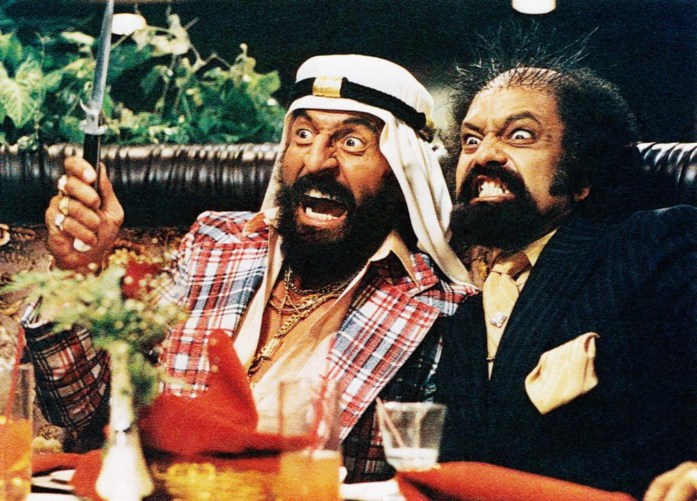 THINGS ARE TOUGH ALL OVER, from left, Tommy Chong, Cheech Marin, 1982, ©Columbia
