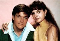 TEEN WOLF TOO, from left, Jason Bateman, Estee Chandler, 1987, ©Atlantic Entertainment Group.