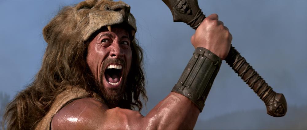 HERCULES, Dwayne Johnson as Hercules, 2014. ©Paramount Pictures