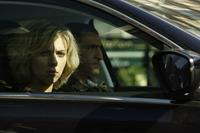 LUCY, from left: Scarlett Johansson, Amr Waked, 2014. ph: Jessica Forde/©Universal Pictures