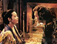 TAI-PAN, from left, Joan Chen, Bryan Brown, 1986, ©De Laurentiis Entertainment Group