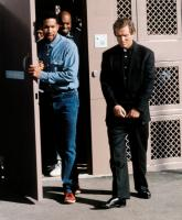TAKING CARE OF BUSINESS, from left: John Marshall Jones, Charles Grodin, 1990. ©Buena Vista Pictures