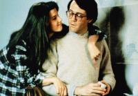 THE SURE THING, from left: Daphne Zuniga, Boyd Gaines, 1985, © Embassy Pictures