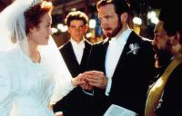 SUNSHINE, from left: Jennifer Ehle, James Frain (rear), Ralph Fiennes, 1999, © Paramount Classics