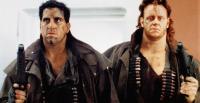 SUBURBAN COMMANDO, from left: Tony Longo, The Undertaker, 1991, © New Line