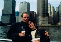 STELLA, from left: Stephen Collins, Trini Alvarado, 1990, © Buena Vista