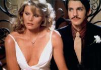 STAR 80, from left: Mariel Hemingway, Eric Roberts, 1983, © Warner Brothers