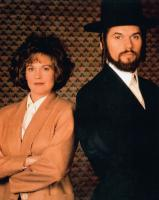 A STRANGER AMONG US, from left: Melanie Griffith, Eric Thal, 1992, © Buena Vista