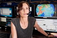 INTO THE STORM, Sarah Wayne Callies, 2014. ph: Ron Phillips/©Warner Bros.