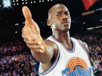 SPACE JAM, Michael Jordan, 1996, © Warner Brothers