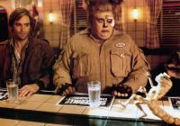 SPACEBALLS, from left: Bill Pullman, John Candy, 1987, © MGM