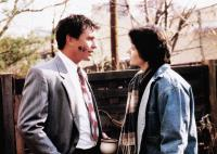 SOMEONE TO WATCH OVER ME, from left, Tom Berenger, Lorraine Bracco, 1987, ©Columbia Pictures
