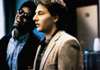SOUL MAN, from left: C. Thomas Howell, Arye Gross, 1986, © New World Pictures
