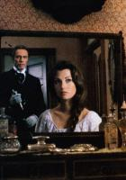SOMEWHERE IN TIME, from left, Christopher Plummer, Jane Seymour, 1980, ©Universal