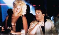SLAM DANCE, from left: Virginia Madsen, Tom Hulce, 1987, © Island Pictures