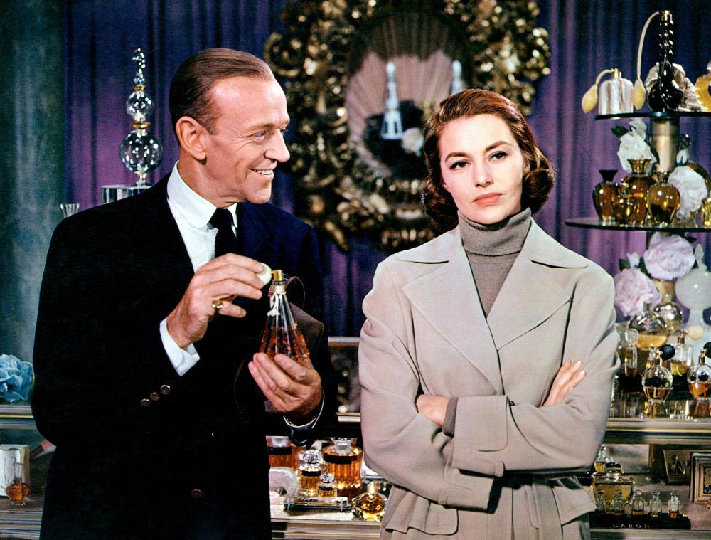 SILK STOCKINGS, Cyd Charisse, Fred Astaire, 1957