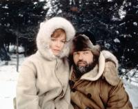 SILENCE OF THE NORTH, Ellen Burstyn, Tom Skerritt, 1981, (c) Universal